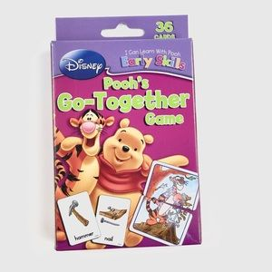 "Disney ""go together game"" cards brand new"